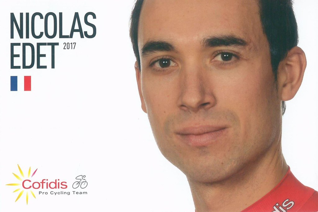 Nicolas Edet - Cofidis, Solutions Credits 2017