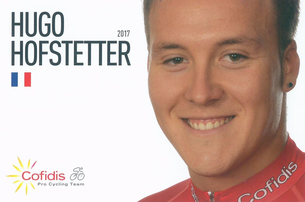 Hugo Hofstetter - Cofidis, Solutions Credits 2017