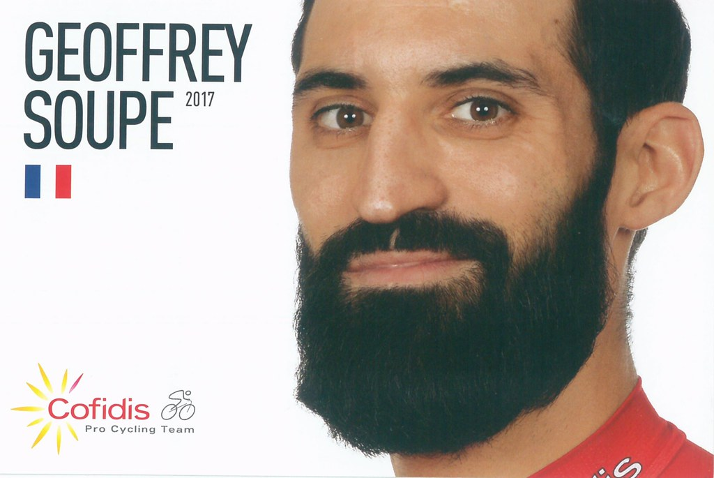 Geoffrey Soupe - Cofidis, Solutions Credits 2017