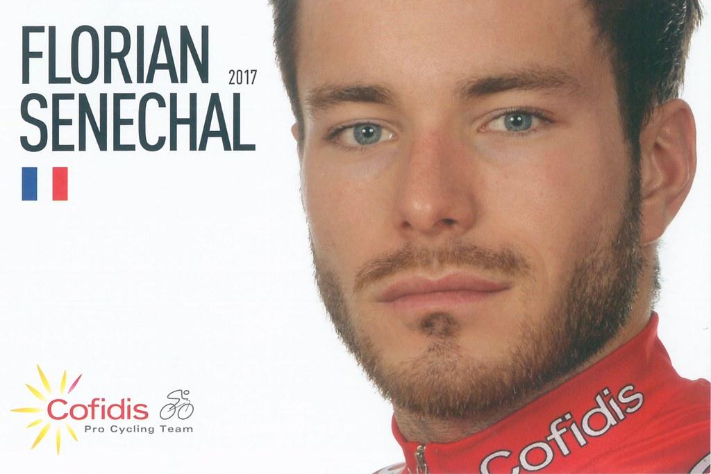 Florian Senechal - Cofidis, Solutions Credits 2017