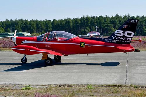 ST-16 spc SF260M+ BelgianAC CCAir 5:9Sm (50 Years) 190824 Zoersel 1002