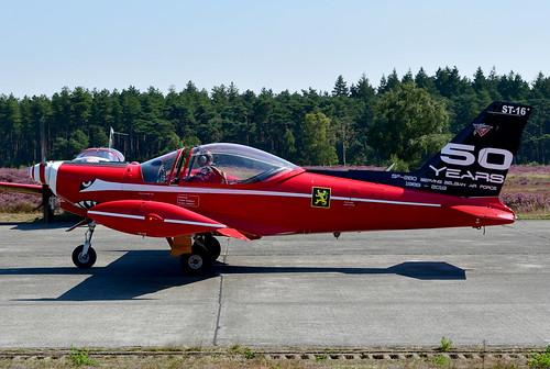 ST-16 spc SF260M+ BelgianAC CCAir 5:9Sm (50 Years) 190824 Zoersel 1001