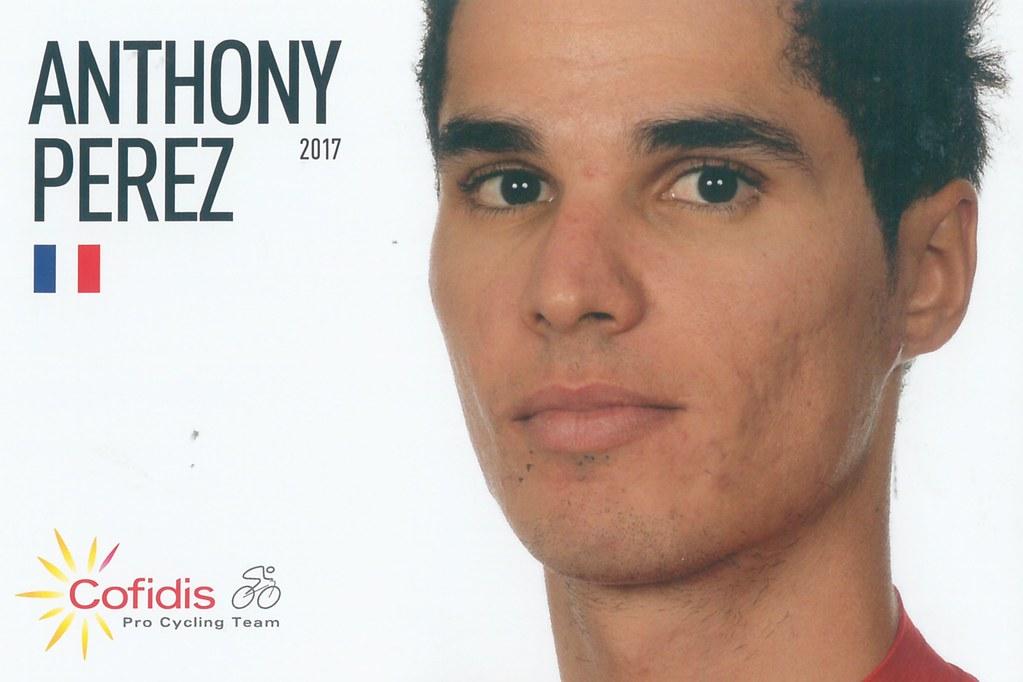 Anthony Perez - Cofidis, Solutions Credits 2017