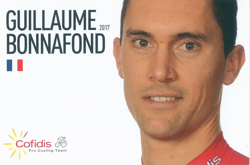 Guillaume Bonnafond - Cofidis, Solutions Credits 2017