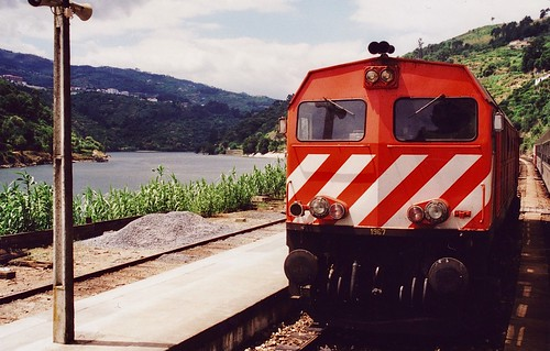 Diesel locomotive CP 1967