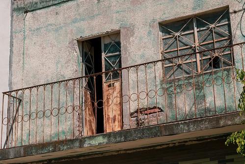 1940s Balcony