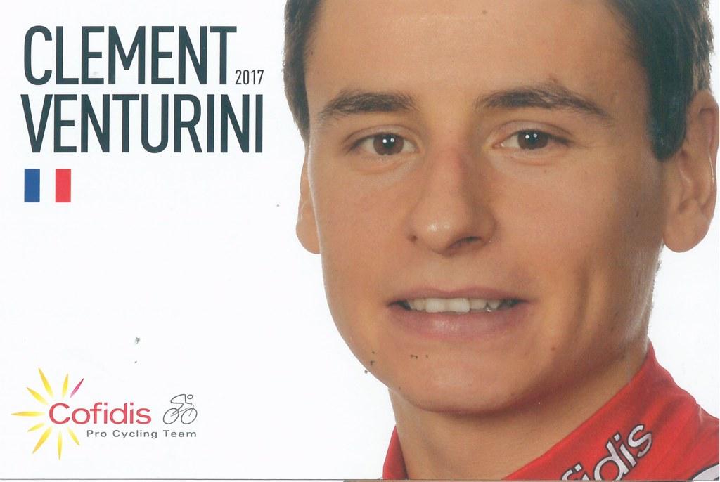 Clement Venturini - Cofidis, Solutions Credits 2017