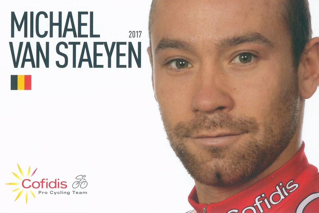 Michael Van Staeyen - Cofidis, Solutions Credits 2017