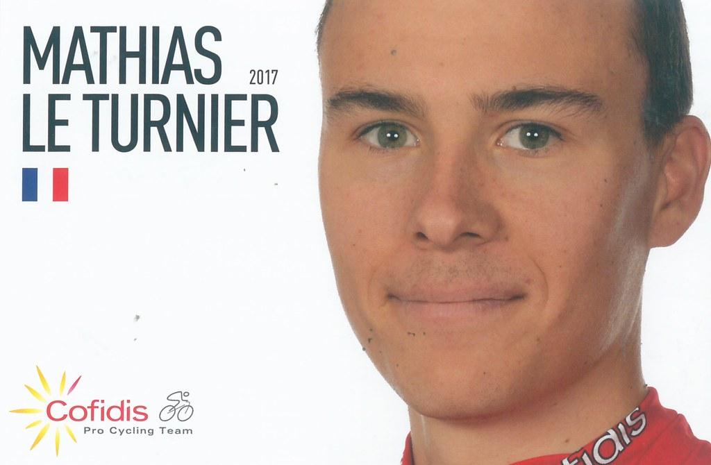 Mathias Le Turnier - Cofidis, Solutions Credits 2017