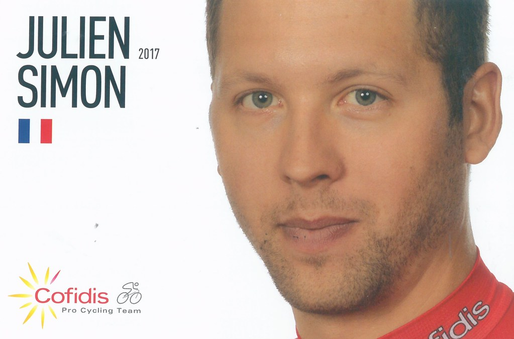 Julien Simon - Cofidis, Solutions Credits 2017