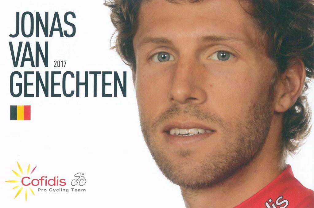 Jonas Van Genechten - Cofidis, Solutions Credits 2017
