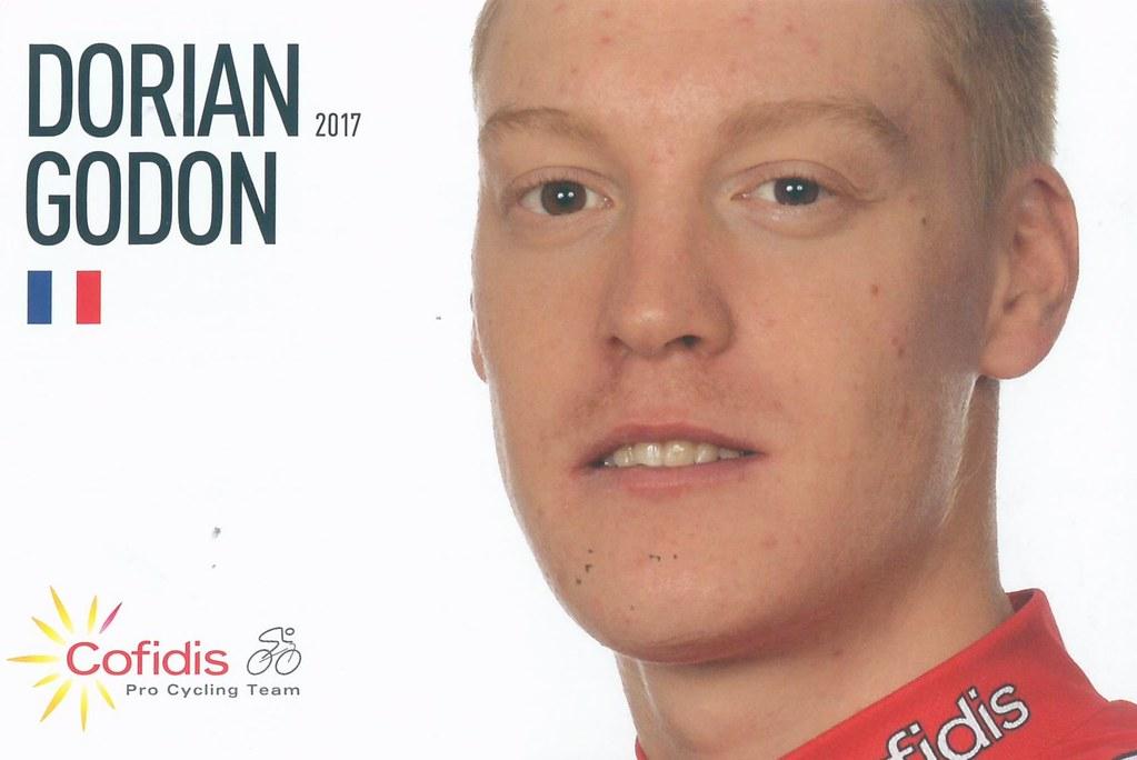 Dorian Godon - Cofidis, Solutions Credits 2017