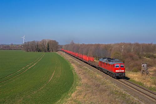 DB Cargo 232 117, Domnitz (D)