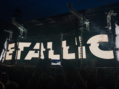 Metallica Tour 2019 at RheinEnergieStadion in Cologne, Germany