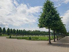 Schlossgarten Schwetzingen, Deutschland