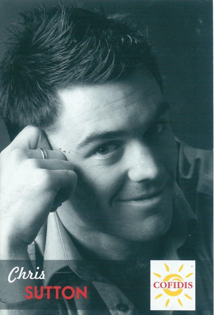 Sutton Chris - Cofidis, le crédit par téléphone 2006