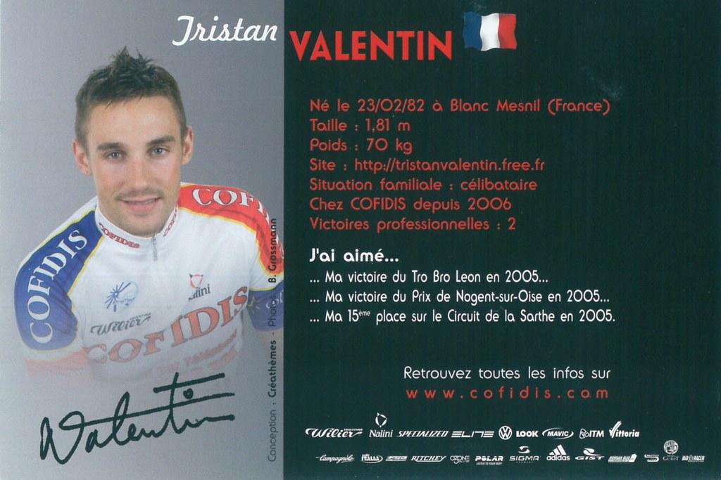 Valentin Tristan - Cofidis, le crédit par téléphone 2006 (2)