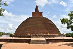 Anuradhapura, Abhayagiri Dagoba