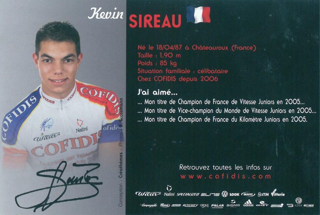 Sireau Kevin - Cofidis, le crédit par téléphone 2006 (2)