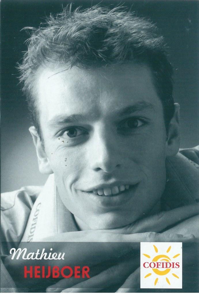 Heijboer Mathieu - Cofidis, le crédit par téléphone 2006