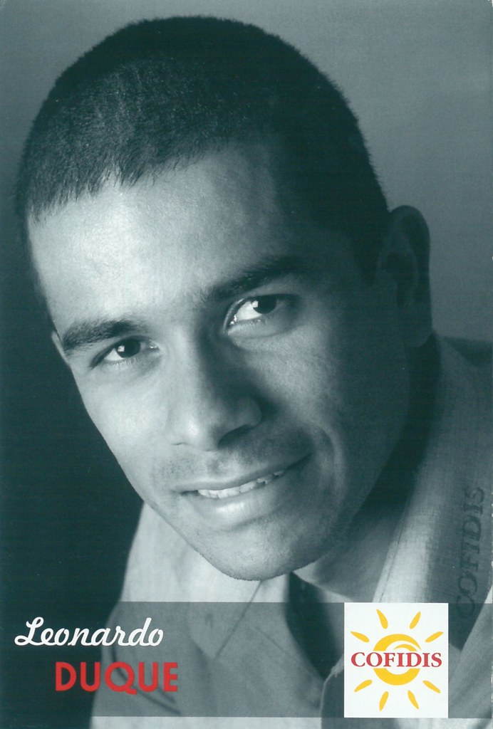 Duque Leonardo - Cofidis, le crédit par téléphone 2006