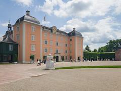 Schwetzingen Palace in Schwetzingen, Germany