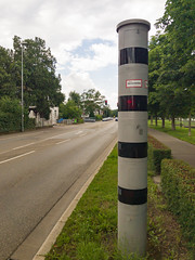 Speed camera, Germany