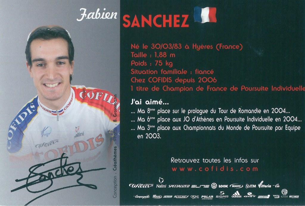 Sanchez Fabien - Cofidis, le crédit par téléphone 2006 (2)