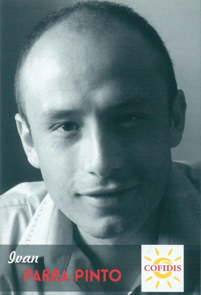 Parra Pinto Ivan - Cofidis, le crédit par téléphone 2006
