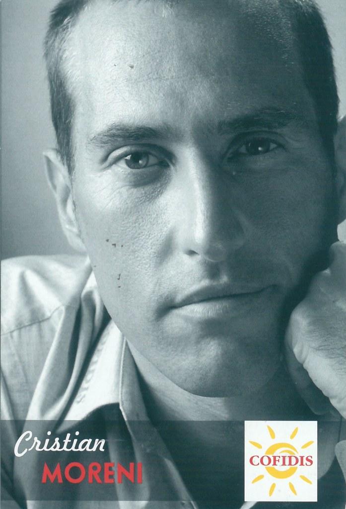 Moreni Cristian - Cofidis, le crédit par téléphone 2006
