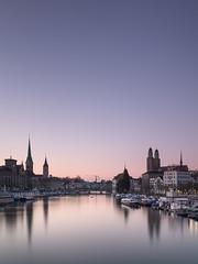 A Portrait of Zurich