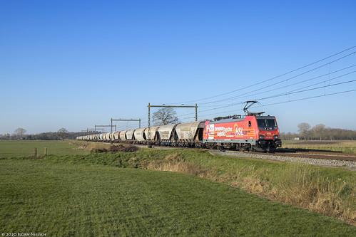 HSL Logistik 186 382, Olst/Den Nul