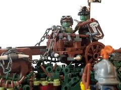 Ork War Cart