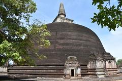 Polonnaruwa, Rankoth Vehera