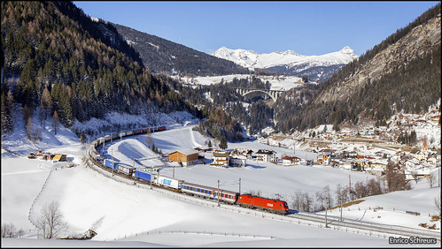 8 februari 2020  ÖBB 1116 094 - St. Jodok am Brenner