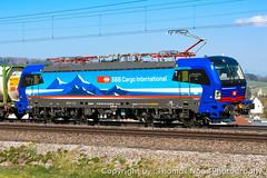 SBB Cargo International, 193 527-9 : Main