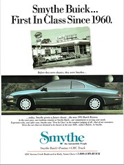 Smythe Buick-Pontiac-GMC, Santa Clara CA, 1995