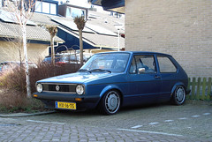 1982 Volkswagen Golf 1.5 CL