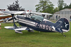 Pitts S-2B Special 'F-HBOB'