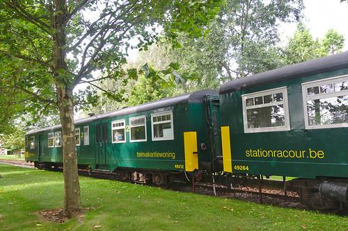 treinvakantiewoning