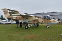 Rockwell OV-10B Bronco '55454 / UU-26' (F-AZKM)