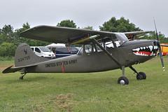 Cessna O-1E Bird Dog 0-24705 (F-AYPF)