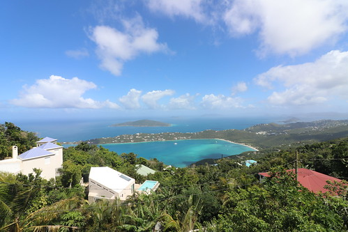 Mountain Top - Amazing Mountain Views & Villa Botanica Excursion - Charlotte Amalie, St. Thomas, US Virgin Islands - from Port and the Celebrity Equinox - February 18th, 2020