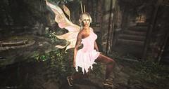 Pink Fairy ★ Key Style