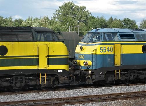 La 5540 et une amie :))))