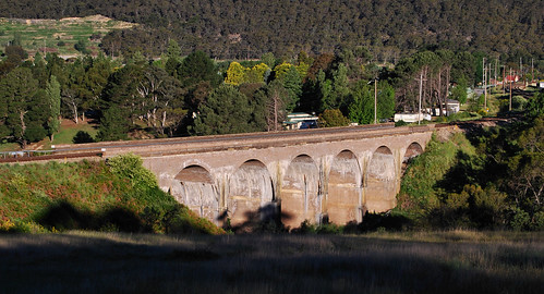 Viaduct, Lithgow, NSW.