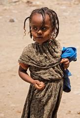 Afar Girl, Nth Ethiopia