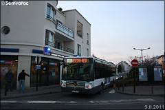 Irisbus Citélis Line – RATP (Régie Autonome des Transports Parisiens) / STIF (Syndicat des Transports d'Île-de-France) n°3836