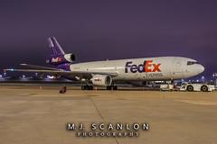 N360FE FedEx | McDonnell Douglas MD-10-10F | Memphis International Airport