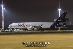 N585FE FedEx | McDonnell Douglas MD-11F | Memphis International Airport